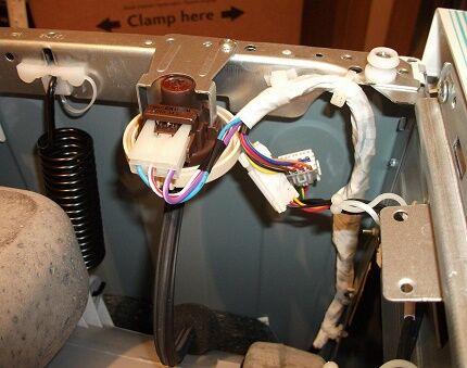Нарушения в электрической части