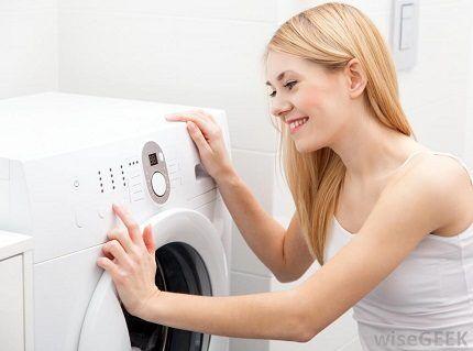 Функции стиралки