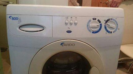Стиральная машина Ардо большой вместимости