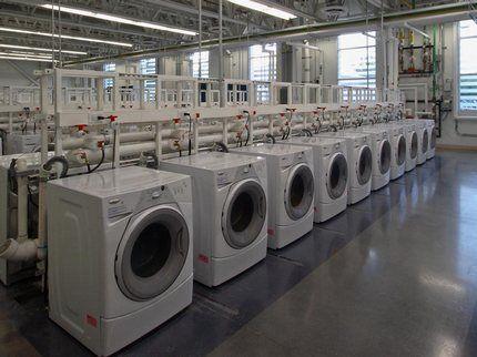 Фабрика производства стиральных агрегатов Вирпул