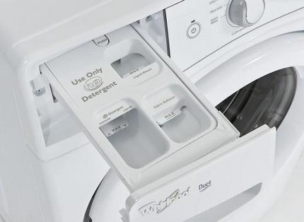 Отделение для моющих средств