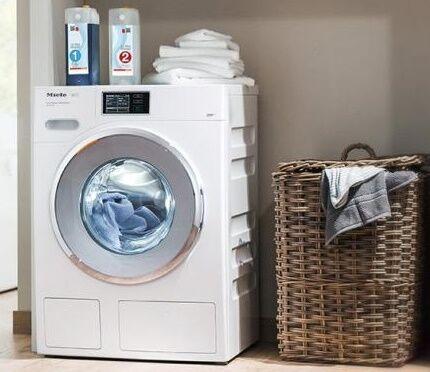 Удобная в использовании стиральная машинка