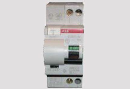 Устройства дифференциального тока DS