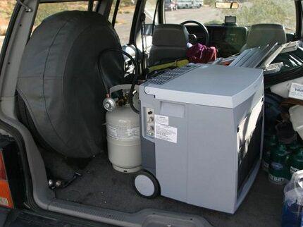 Абсорбционные автохолодильники