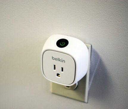 Беспроводные выключатели Belkin