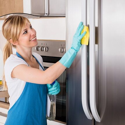 Как лучше вымыть новый холодильник