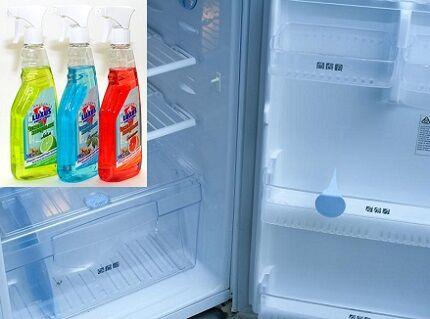 «Чистый холодильник» от Luxus