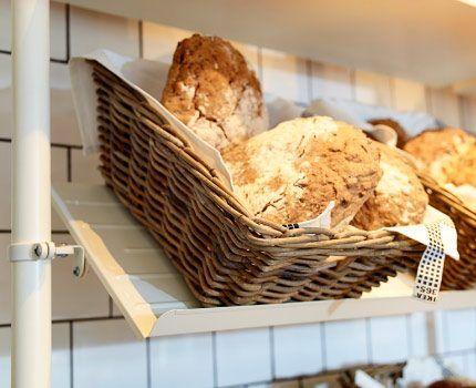 Хлеб нельзя хранить в холодильнике