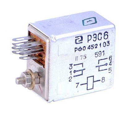 Маркировка электромагнитных реле