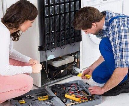 Диагностика и ремонт поломок холодильника