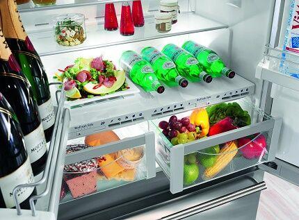 Зачем хранить продукты в холодильнике