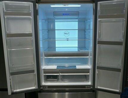 Внутреннее устройство холодильника Haier