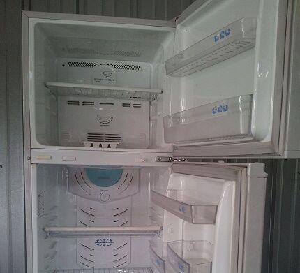Верхнее расположение морозильной камеры