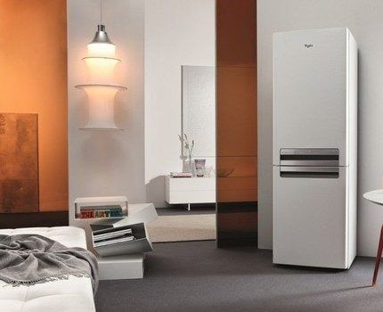 Холодильник WBC 36992 NFC