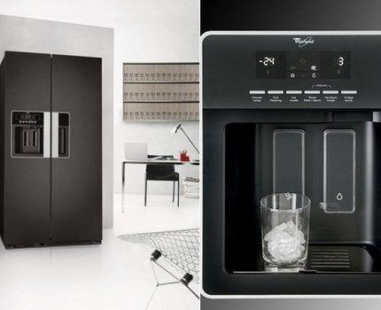 Холодильник Whirlpool WSG 5588