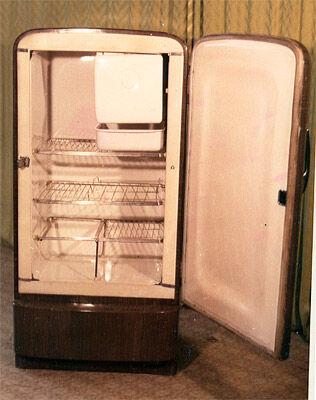 Холодильник ЗиС ДХ-2