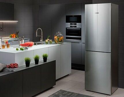 Надежность работы холодильных машин Бош