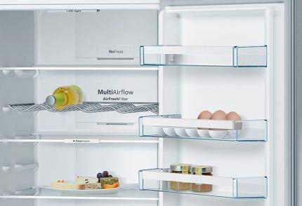 Холодильник с функцией No Frost