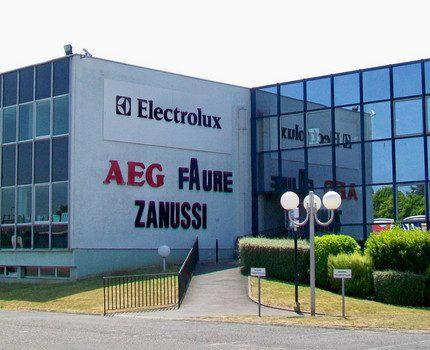 Представительство Электролюкс во Франции