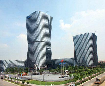 Производственная площадка Норд в Китае