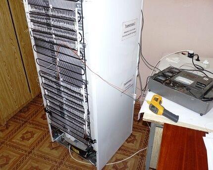 Недостатки компрессионных моделей холодильников