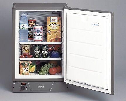 Модель мини холодильника абсорбционного типа