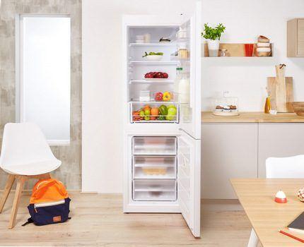 Холодильник Индезит NBS 20 AA