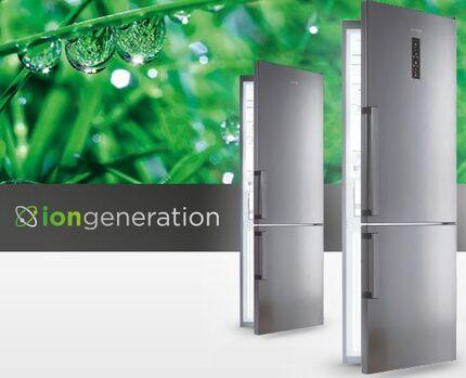Холодильники Gorenje с функцией IonAir