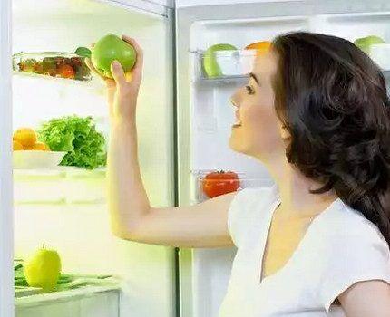 Холодильник с ионизатором воздуха
