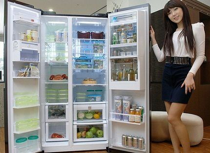 Многокамерные холодильники для большой семьи
