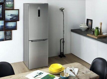 Спецификация размеров холодильников Индезит
