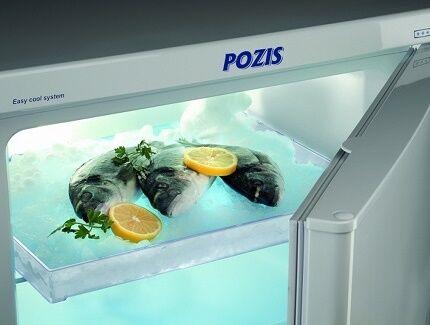 Зона свежести в холодильной камере