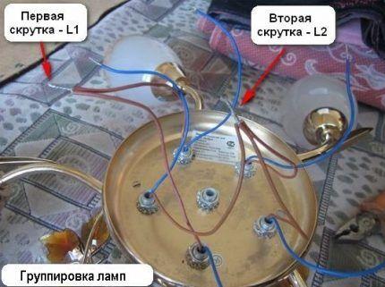 Скрутки проводов