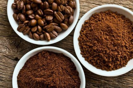 Кофе как природный ароматизатор