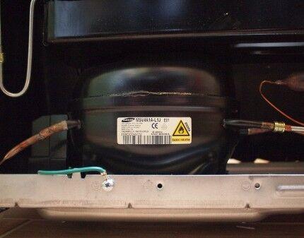 Поршневой инверторный компрессор Samsung