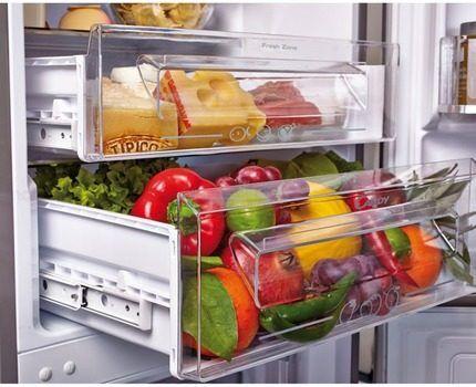 Контейнеры для фруктов, овощей