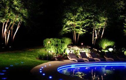Подсветка для влажных мест