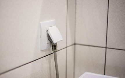 Маркировка на электрических приборах