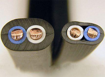 Отличие кабелей, выполненных по ГОСТ и ТУ