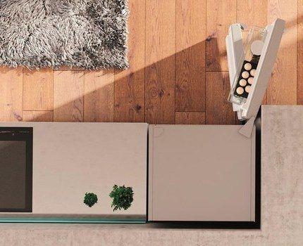 Открытый холодильник Gorenje