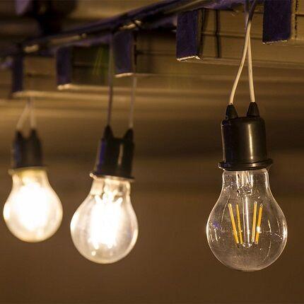Как подключить люстру на одноклавишный выключатель а точечные светильники на двухклавишный