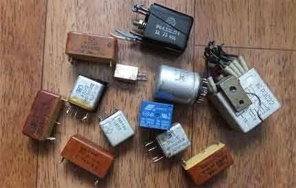 Разнообразие электромагнитных реле