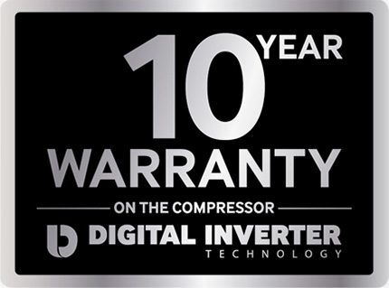 десятилетняя гарантия на линейные компрессоры