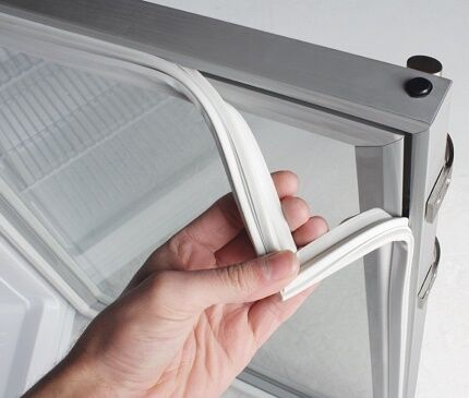 Замена уплотнителя холодильной камеры