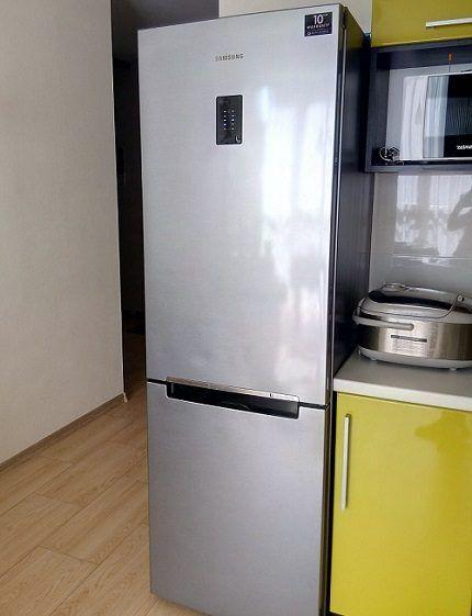 Система охлаждения в холодильнике Самсунг