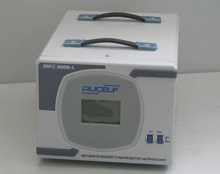 Стабилизатор RUCELF SRFII-6000-L