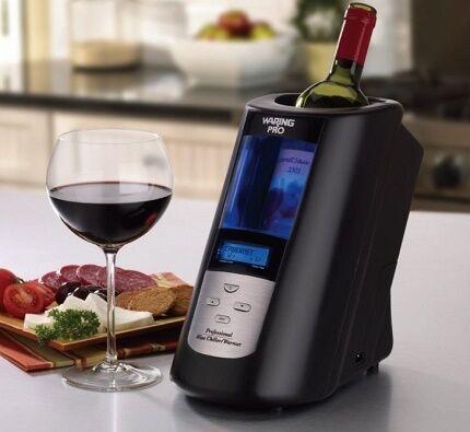 Самый маленький винный холодильник