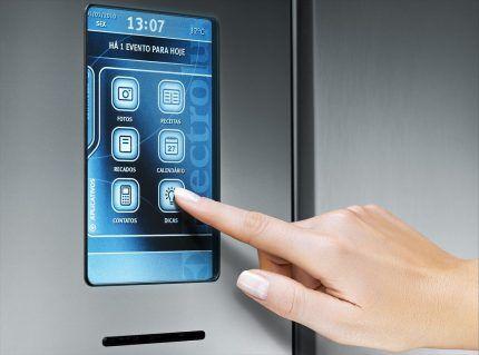 Электронное управление холодильником
