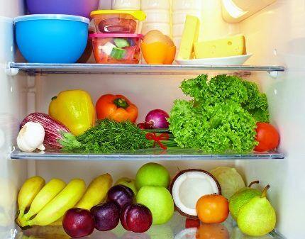 Хранение продуктов в холодильнике Саратов