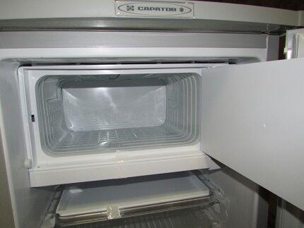Преимущества холодильников марки Саратов
